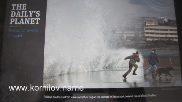 The Daily's photo for Sevastopol (Crimea)